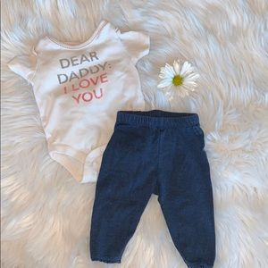 Other - Baby GAP outfit
